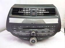 08-12 Honda Accord Radio 6 Cd Mp3 XM & Code 39100-TE0-L520 3PB6 HP25614