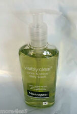 Neutrogena Visibly Clear Pore & Shine Daily Wash 200ml with Tangerine & Lime