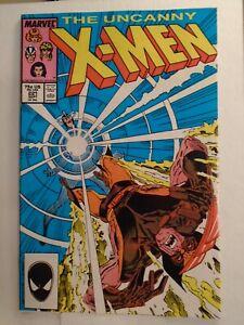 Marvel X-MEN #221 (1987) 1st Appearance Mister Sinister  NM/MINT ~HIGH GRADE~