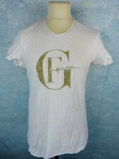 Gian Franco Ferré Tee shirt Homme Taille S - Manches courtes - Blanc