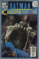 Batman Gotham Knights #28 2002 Bruce Wayne Fugitive DC Comics v