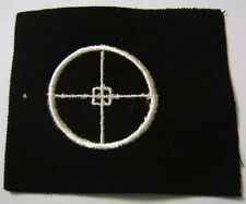 USN GUN POINTER DISTINGUISHING MARK CLOTH