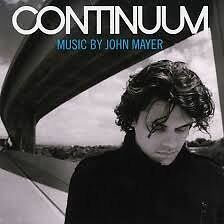 JOHN MAYER-Continuum(2008)-Music By John Mayer-New And Sealed