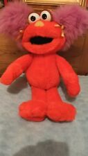 Fraggle Rock 1998 Red Soft Toy Doll TYCO MATTEL 1990s Jim Henson Childrens TV