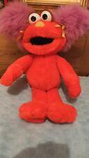Fraggle Rock 1998 Rojo Suave Juguete Muñeca Tyco Mattel 1990s Jim Henson Childrens TV