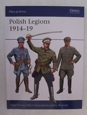 Osprey - Polish Legions (Men-At-Arms 518)