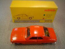 Märklin 18103-01 RAK Opel Manta A
