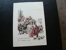 FRANCE - carte 1er jour 6/3/1948 (journee du timbre) (cy70) french