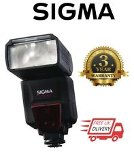 Sigma EF-610 DG ST Flashgun For Canon F19927 (UK Stock)