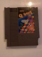 Q Bert - Authentic Nintendo NES Game