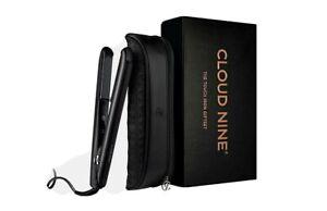 Cloud Nine 9 Touch Iron Hair Straighteners Gift Set Brand New