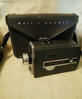 Vintage Bell Howell Camera Optronic Eye Super Eight With Case