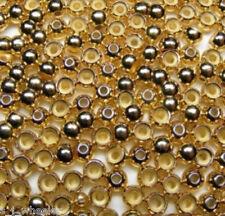 Messingperlen Kupferperlen Goldperlen 50 Stück Fliegenfischen Angeln Fliegen
