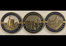 More details for full set of 3 royalty protection challenge coins