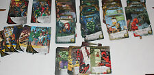 2015 Marvel 3D Legendary 95-Card Playable Set + 2 Stan Lee Bystander Bonus Cards