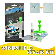 Car Auto Windscreen Windshield Repair Tool DIY Kit Wind Glass For Chip & Crack F
