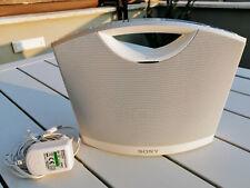 SONY SRS-BTM8 cassa portatile bluetooth colore bianco