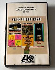 Jazz Super Hits John Coltrane Herbie Mann a.o. cassette US Rare! 1969