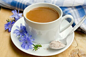 Chicory COFFEE SUBSTITUTE 100% NATURAL PRODUCT/NO CAFFEINE, 200 g/8oz.