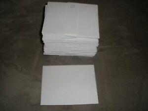Lot of 159 White multi-Purpose Small Envelopes