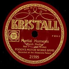 FODEN'S MOTOR WORKS BAND Recorded at the Alexandra Palace: Martial Moments S6352
