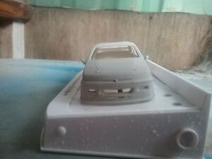 Slot car Holden VP Commodore race car body only