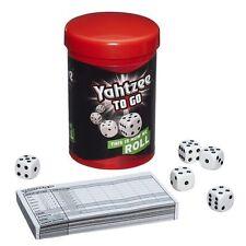 Hasbro New * Yahtzee To Go * Travel Game NIB Sealed Toy Challenge Skill
