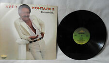 """ANDY MONTANEZ """"Para Ustedes"""" 1981 (LAD/1st Press) SALSA VG+/VG+!!"""
