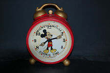Walt Disney Mickey Clock Cookie Jar