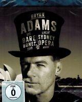 BLU-RAY NEU/OVP - Bryan Adams - Live At Sydney Opera House - The Bare Bones Tour
