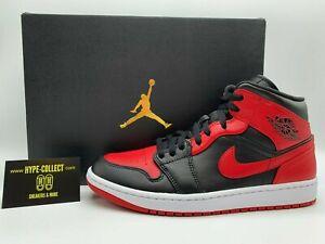Nike Air Jordan 1 Mid Banned (2020) NEU Sneaker High Low Retro Dunk Force