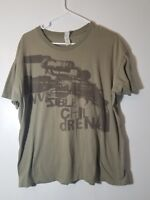 Invisible Children Kony 2012 Afric T Shirt Size XL