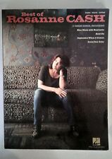 The best of Roseanne cash Sheet Music Guitar Chords Piano Vocals Songbook