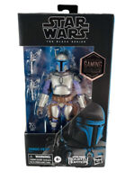 "STAR WARS BLACK SERIES GAMING GREATS JANGO FETT 6"" FIGURE GAMESTOP EXCLUSIVE New"