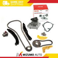 Timing Chain Kit Water Pump Fit 14-15 Kia Optima Sportage Turbo 2.0L