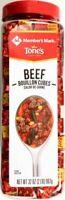 TONE'S BEEF BOUILLON CUBES