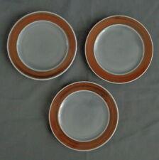 ROSENTHAL STUDIO-LINIE HANDGEMALT 3x gebaksbord 16,5cm bord set Teller Plate lot