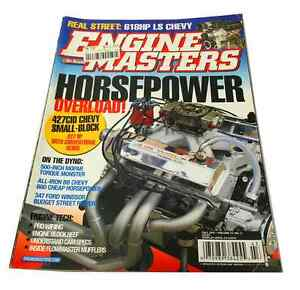 CAR MAGAZINE ENGINE MASTERS HOT RODDING 2011 GREAT COLLECTORS