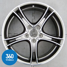 "NEW GENUINE BMW 1 2 SERIES 19"" 361 5 DOUBLE SPOKE FRONT ALLOY WHEEL 36116794369"