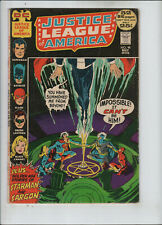 Justice League of America #98 f+ to f/vf