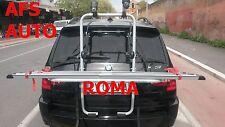 PORTABICI POSTERIORE 3 BINARI PER BMW X3 ANNO 2014 PER 3 BICI UOMO DONNA