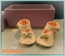 Unique Baby Miniature Doll Chaussures