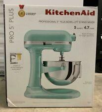 Kitchenaid Professional Artisan 5-Quart Bowl Lift Stand Mixer Blue