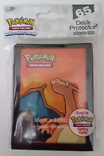 ULTRA PRO Pokemon Charizard Deck Standard Protector Sleeves - 65ct stock #84630