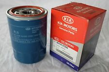Genuine Kia 2.0d Diesel Sportage Hyundai Tucson Oil Filter 2631027200