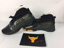 Under Armour Project Rock Shoes Mens Size 11 Veterans Camo RARE 3020788-002