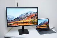 """LG UltraFine 5K 27"""" Widescreen Display for USB-C 2016-19 laptops & Mac Mini"""