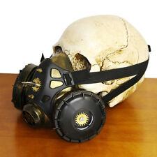 Retro Gas Mask Unisex Steampunk Mask Cosplay Halloween Punk Rock Masquerade Mask