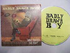 BADLY DRAWN BOY The Guardian Presents...  2002 UK CD Card Sleeve PROMO - BARGAIN