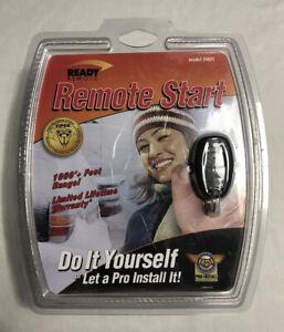 NEW Ready Remote, Remote Start Model 24921 Car Starter